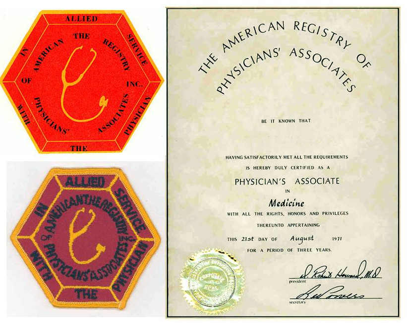 American Registry of Physicians\' Associates - Physician Assistant ...