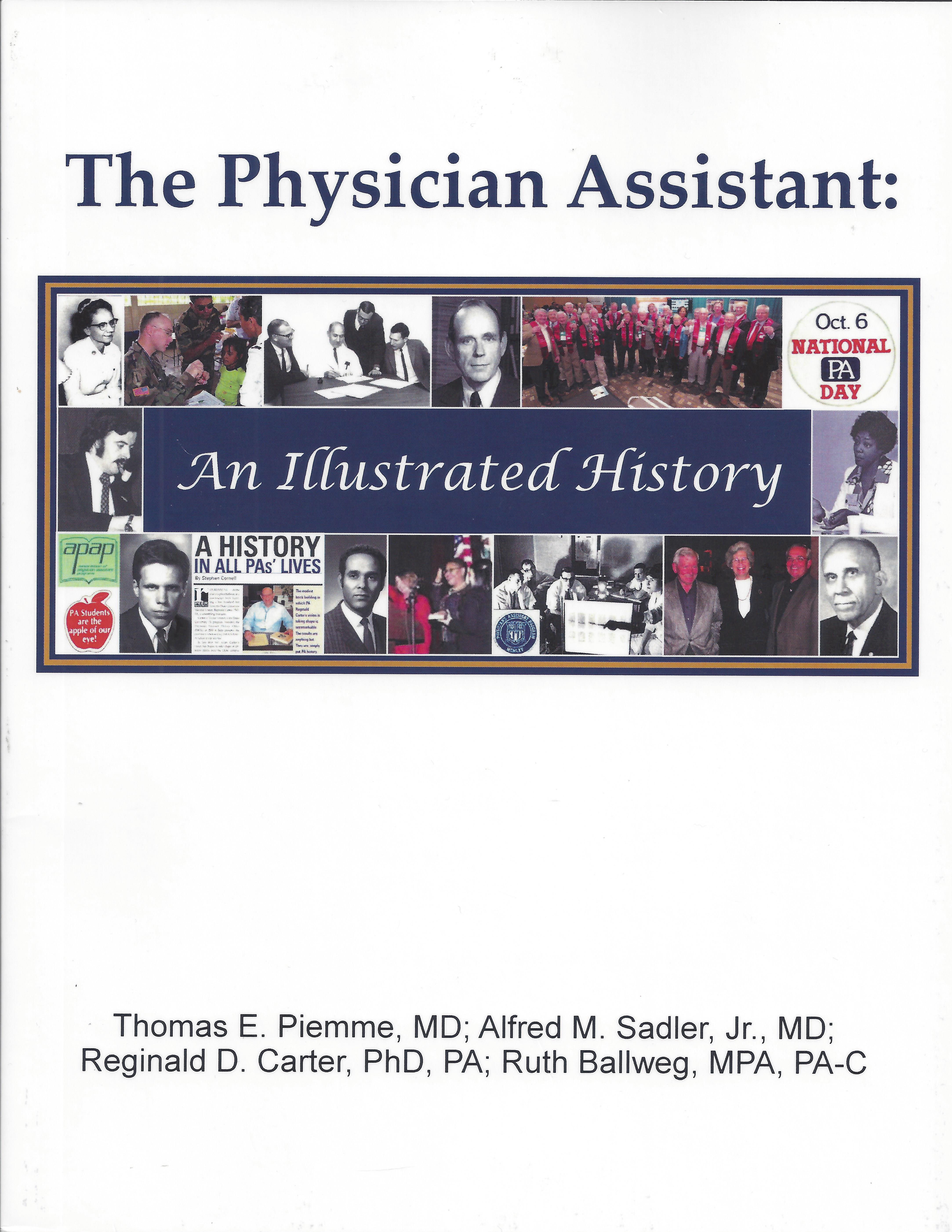 PA Student History Kit